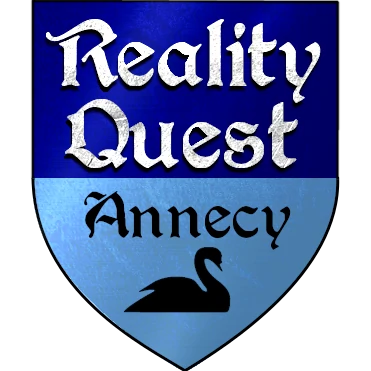 logo of annecy reality quest