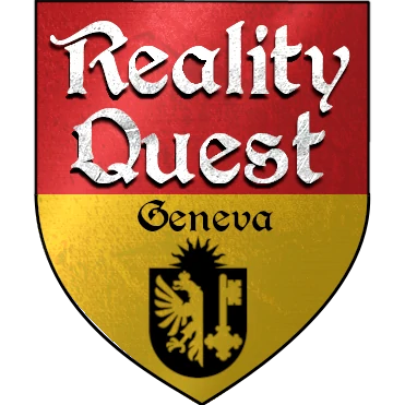 logo of geneva reality quest