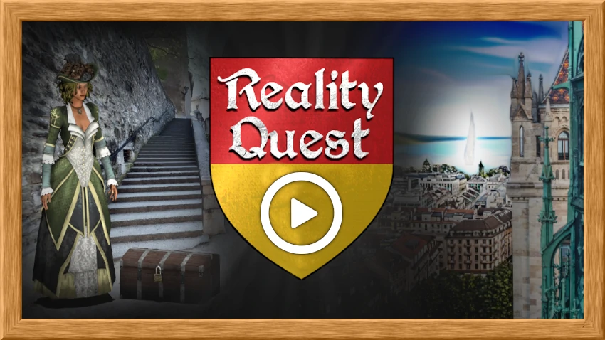 reality quest - outdoor escape game in Geneva